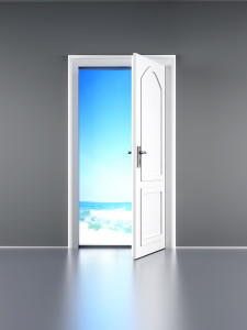 Divorce Practice Page - Door Opening